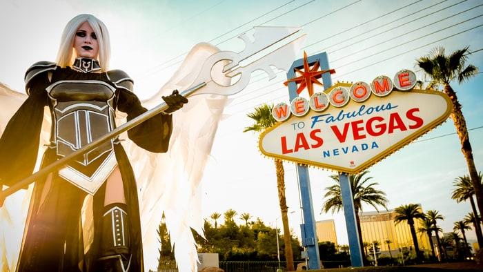 GP Las Vegas: Commander