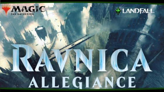 Top 10 Ravnica Allegiance