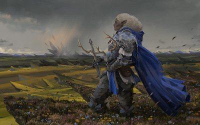 Aura of Courage   Commander Precon Decklist   D&D