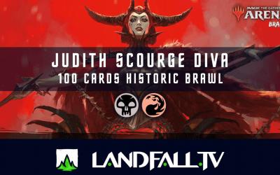 Judith Scourge Diva | 100 Cards Historic Brawl